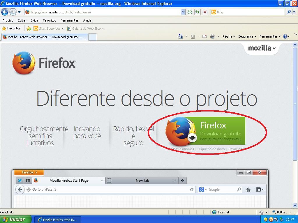 Mozzila Firefox 01