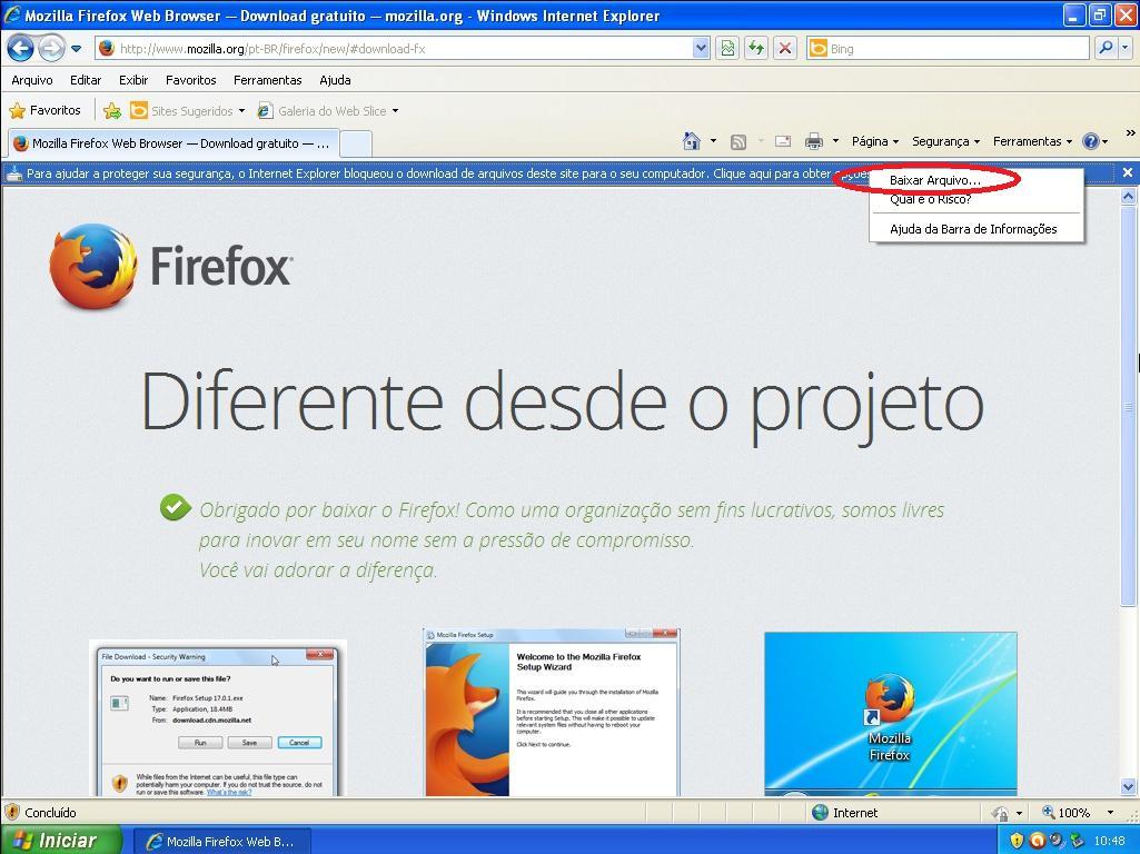 Mozzila Firefox 02