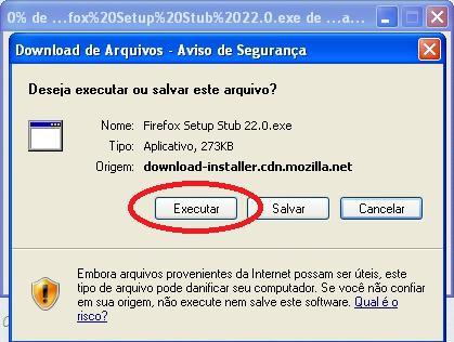 Mozzila Firefox 03