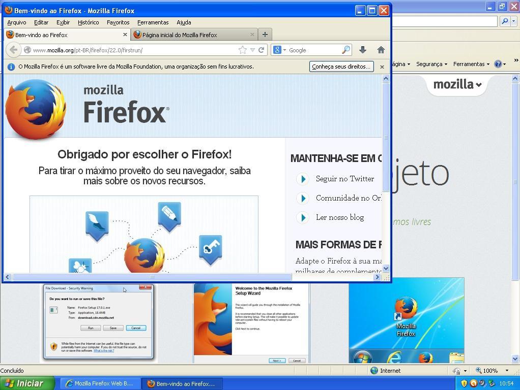 Mozzila Firefox 07